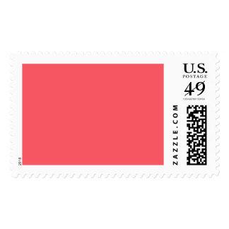 Cayman Coral-Peach-Melon-Pink Tropical Romance Stamp