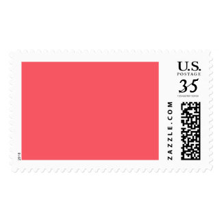 Cayman Coral-Peach-Melon-Pink Tropical Romance Stamps
