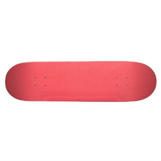 Cayman Coral-Peach-Melon-Pink Tropical Romance Skate Boards