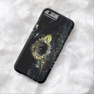 Cayman Crocodile Eye Reptile Design Barely There iPhone 6 Case