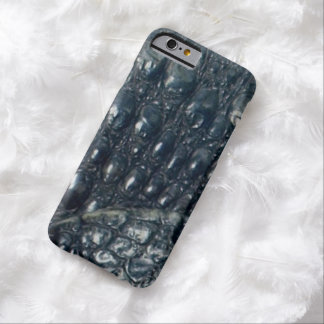 Cayman Crocodile Skin Barely There iPhone 6 Case