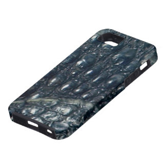 Cayman Crocodile Skin Reptile iPhone 5 Case