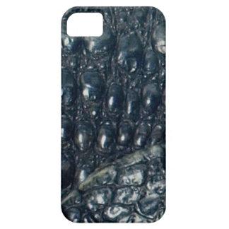 Cayman Crocodile Skin Reptile iPhone 5 Case