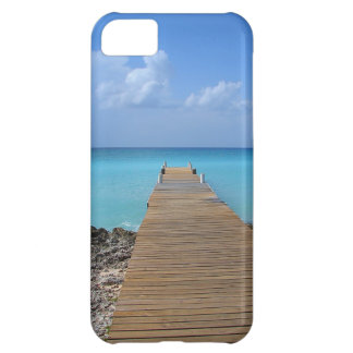 Cayman Island Dock Cover For iPhone 5C