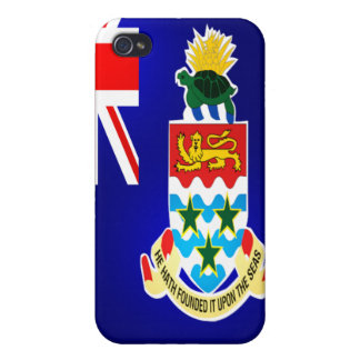 Cayman Island Flag Iphone 4 Case