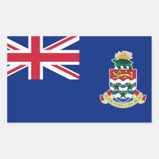 Cayman Islander flag Stickers