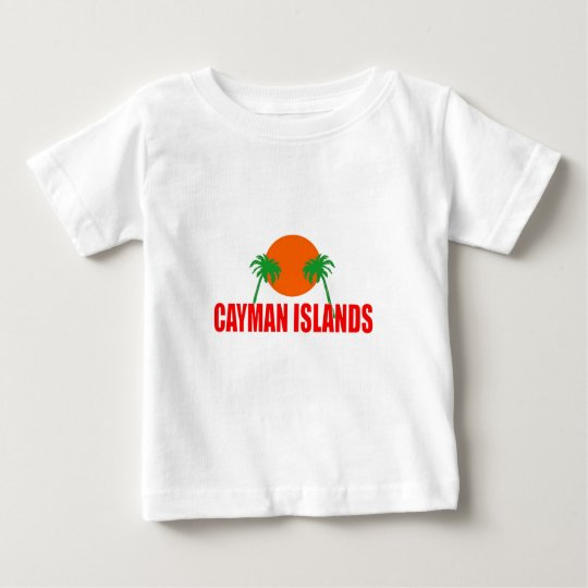 Cayman Islands Baby T-Shirt