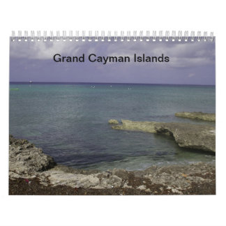 Cayman Islands Calendar
