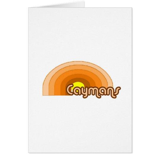 Cayman Islands Card