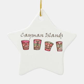 Cayman Islands Ceramic Ornament