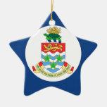 Cayman Islands Christmas Ornament