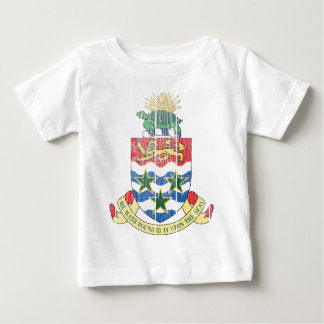 Cayman Islands Coat Of Arms Baby T-Shirt