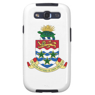 Cayman Islands Coat of Arms Galaxy S3 Covers