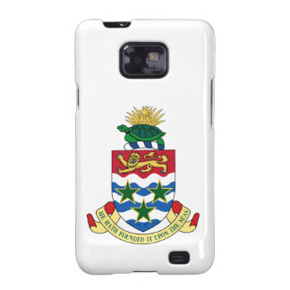 Cayman Islands Coat of Arms Galaxy S2 Case