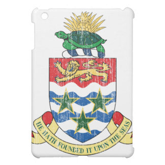 Cayman Islands Coat Of Arms Cover For The iPad Mini