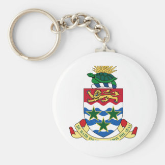 Cayman Islands Coat of Arms Key Chains