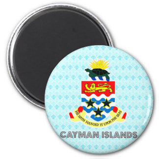 Cayman Islands Coat of Arms Magnet