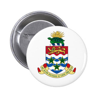 Cayman Islands Coat of Arms Pins