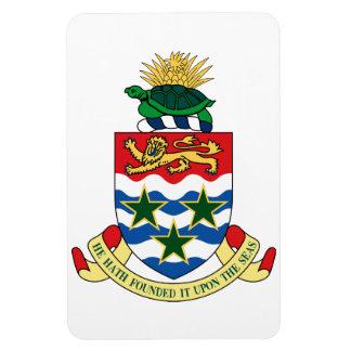 Cayman Islands Coat Of Arms Vinyl Magnets