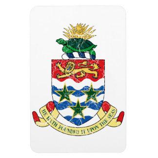 Cayman Islands Coat Of Arms Flexible Magnet