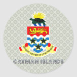 Cayman Islands Coat of Arms Sticker
