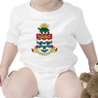 Cayman Islands Coat of Arms Bodysuit