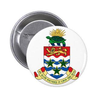 cayman islands emblem button