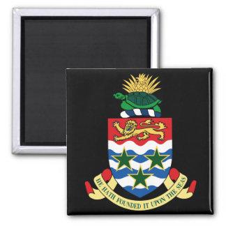 cayman islands emblem fridge magnet