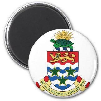 cayman islands emblem refrigerator magnets
