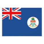 "Cayman Islands Flag 5"" X 7"" Invitation Card"