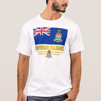 Cayman Islands Flag Apparel T-Shirt