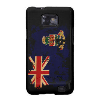 Cayman Islands Flag Samsung Galaxy SII Covers