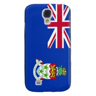 Cayman Islands Flag Galaxy S4 Cases