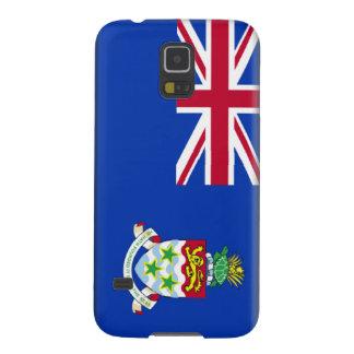 Cayman Islands Flag Galaxy S5 Cases