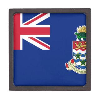 Cayman Islands Flag Gift Box