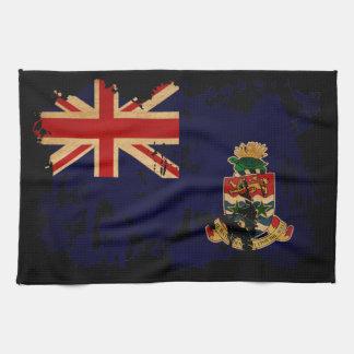 Cayman Islands Flag Hand Towel