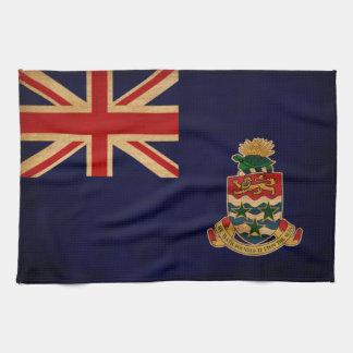 Cayman Islands Flag Kitchen Towel