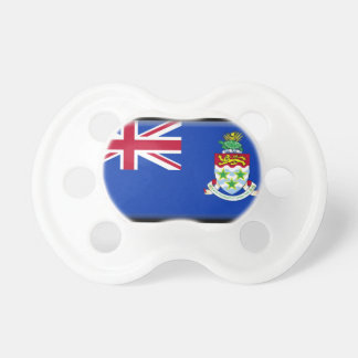 Cayman Islands Flag Baby Pacifiers