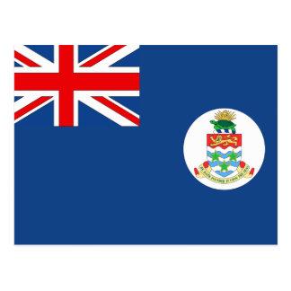 Cayman Islands Flag Post Cards