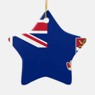 Cayman Islands Flag - Union Jack Ceramic Ornament