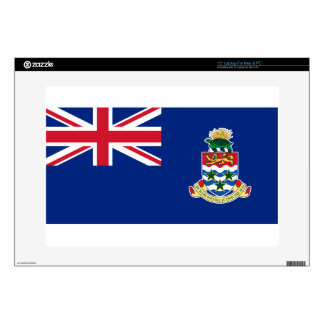 Cayman Islands Flag - Union Jack Laptop Skin