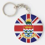 Cayman Islands High quality Flag Key Chains