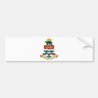 Cayman Islands KY Bumper Sticker