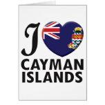 Cayman Islands Love Cards