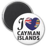 Cayman Islands Love Magnet
