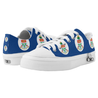 Cayman Islands Low-Top Sneakers