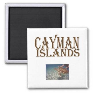 Cayman islands magnet