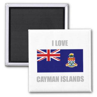 Cayman Islands Refrigerator Magnet