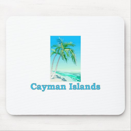 Cayman Islands Mouse Pad