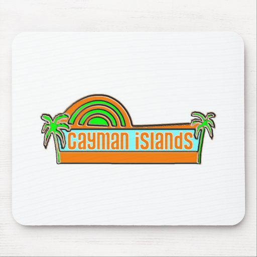 Cayman Islands Mouse Pads